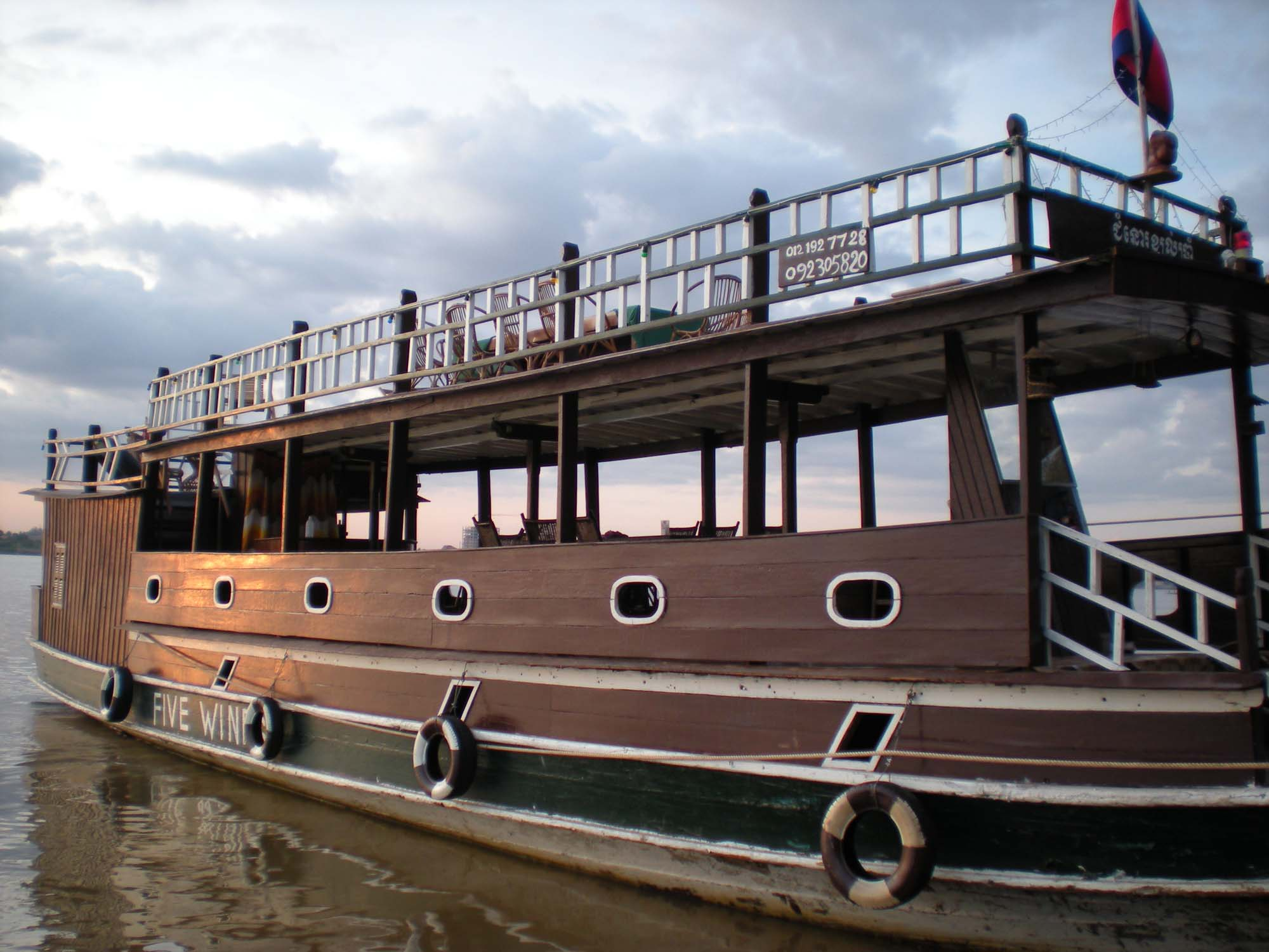 Mekong River Boat Tour