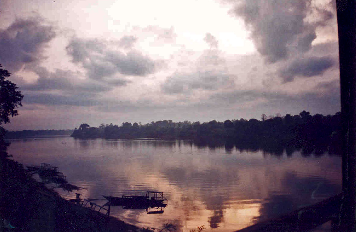 adventure river travel Cambodia