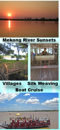 Mekong Boat Cruise Information
