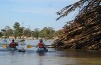 Kayaking Cambodia's Mekong River